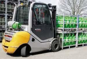 """Progas erweitert Produktspektrum um """"Grüne Flasche"""""""