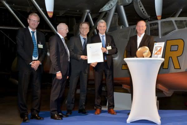 Vanderlande gewinnt VDI Innovationspreis Logistik 2016
