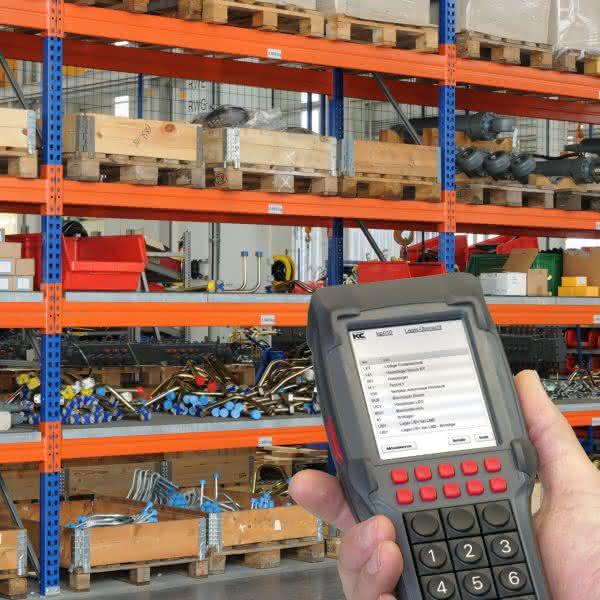 Offen für AutoID/RFID und mobile Datenerfassung
