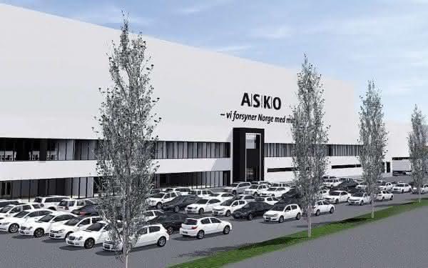 Norges- Großhandelssparte Asko