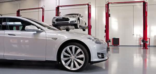 Autobauer Tesla