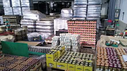 Mehr als 2.000 Tonnen Oliven