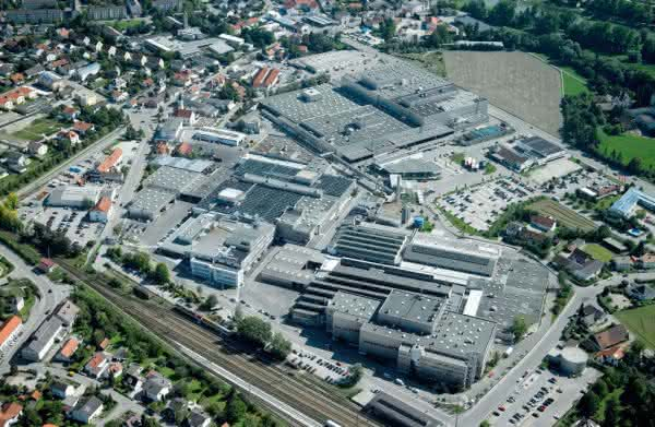 BMW am Standort Dingolfing
