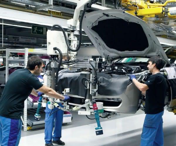 BMW Werk Dingolfing