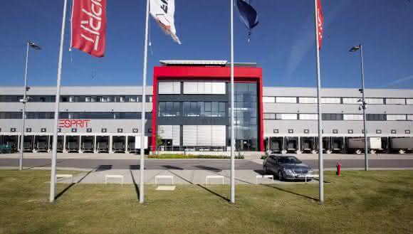 Distributionszentrum von Esprit