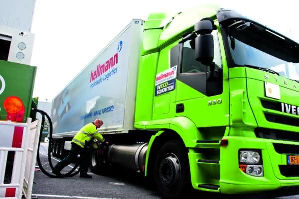 Logistik-Dienstleister: Die Dienstleistung von Morgen