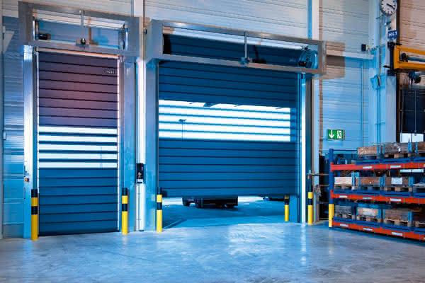Lager- & Kommissioniertechnik: Safety first