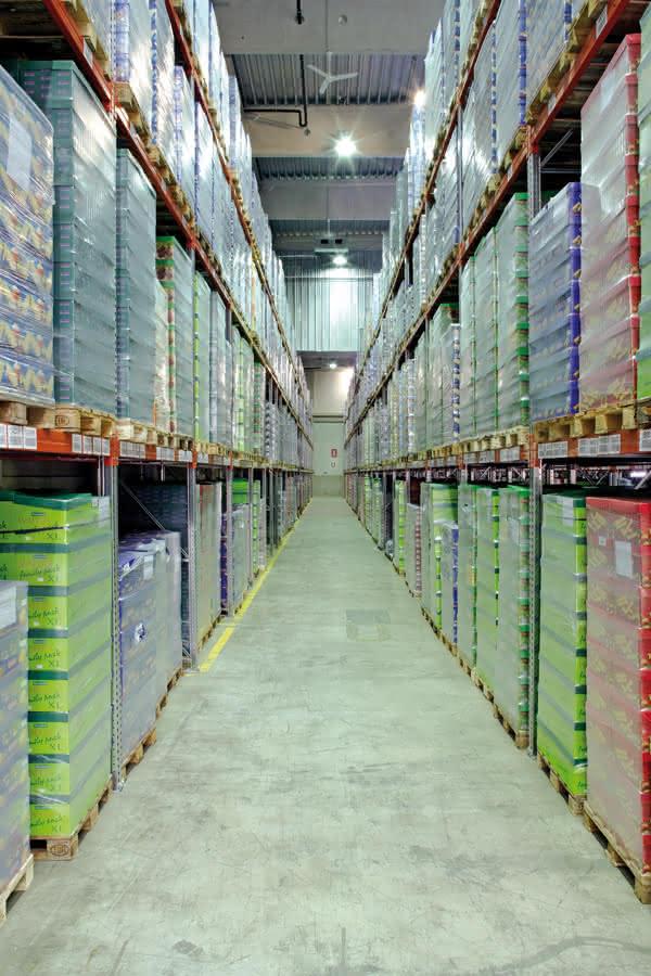 Behälter/Boxen/Paletten: Baurechtlich abgesichert lagern