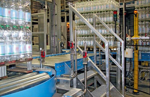 Sensoren & Steuerungen: Schonend zum Durstlöscher