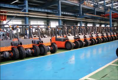 Flurförderzeuge: Technik-Trend Stapler - chinesische Hersteller im Überblick
