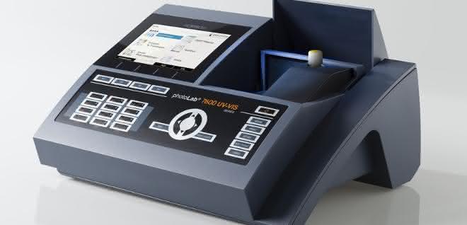 Spektralphotometer