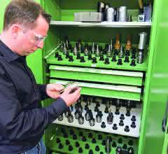 Zentrale Werkzeuglager