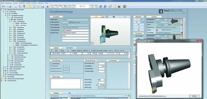 ToolDirector-Warehouse-Applikation