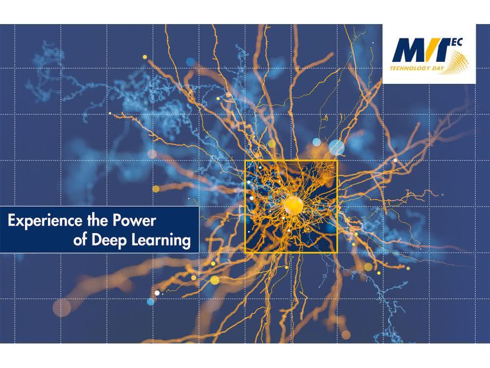 "Seminarreihe ""MVTec Technology Day – Deep Learning"""