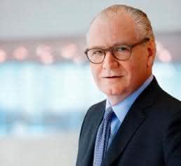Stefan Oschmann, Vorsitzender der Geschäftsleitung und CEO von Merck
