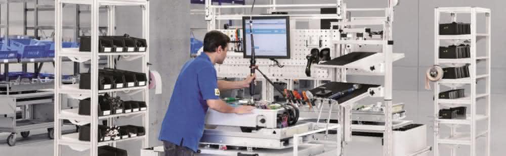handling Special: Montage- und Arbeitsplatzsysteme