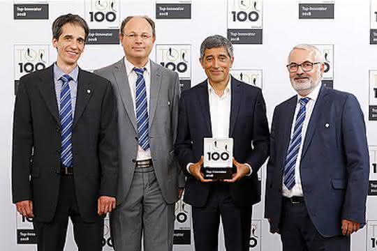 Faulhaber gehört zu TOP-100-Innovationsführern 2018
