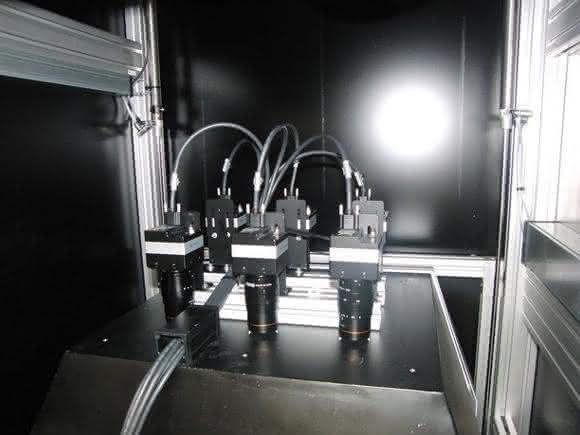 Baumer LX-Kameras