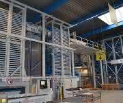 Turmlagersystem vom Typ Unitower