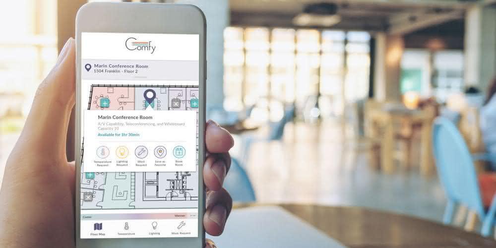 Workplace-App Comfy