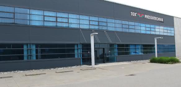 Tox Pressotechnik Tschechien