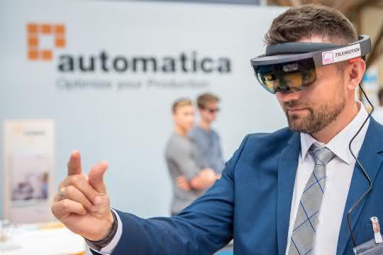Die Automatica 2018 lockt über 46.000 Besucher nach München.