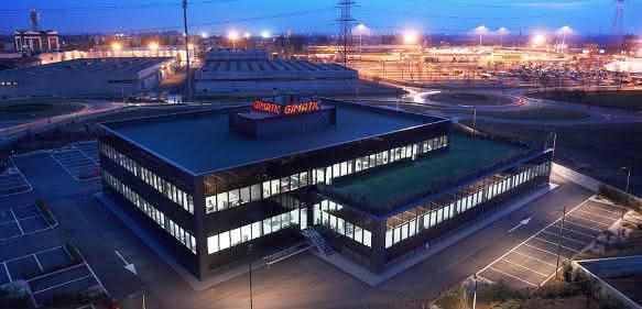 Gimatic-Hauptsitz-Roncadelle