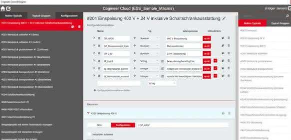 Automatisierungssoftware für die Cloud von Eplan.