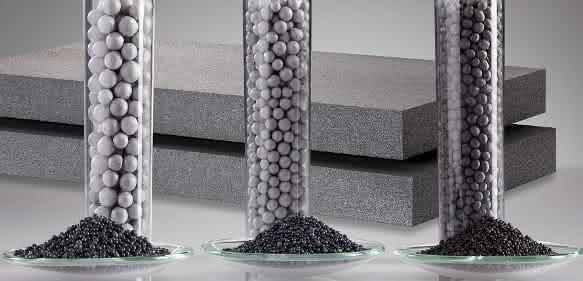 Globale Kapazitätserweiterung: BASF erweitert Produktionskapazität für graphithaltiges, expandierbares Polystyrol