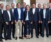 Vorstand des Fachverbands Kunststoff- und Gummimaschinen
