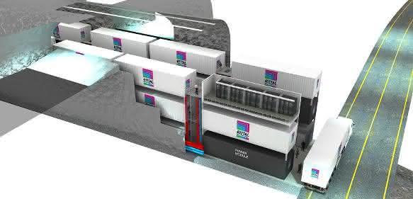Digitalisierung im Anlagen- und Maschinenbau: Gemeinsame Rechenzentrums-Lösungen von Rittal und ABB