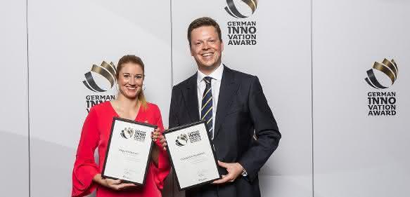 Auszeichnungen für Klippon Connect und Industrial Analytics