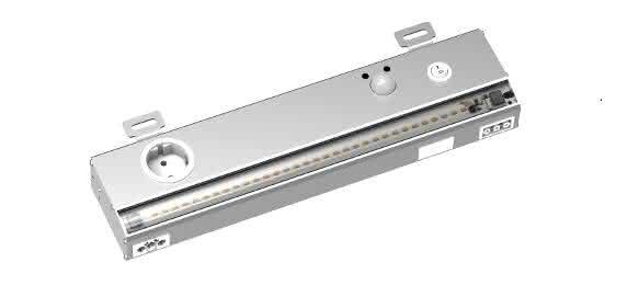 LED-Schaltschrankleuchte LLX-400