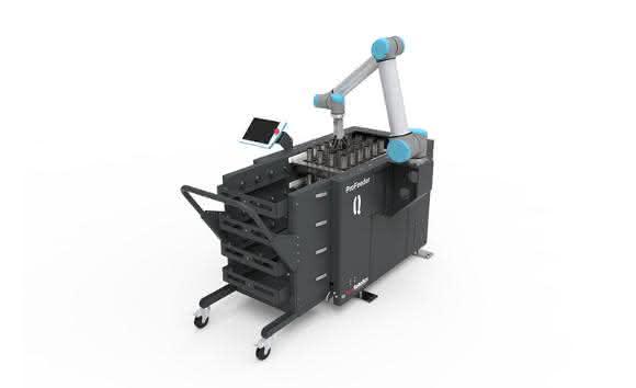 Easy Robotics ProFeeder Q