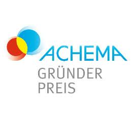 Logo Achema-Gründerpreis