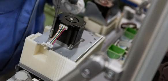 3D-gedruckten Halterung aus antistatischem ABS