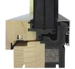 Passivhaus-Fensterrahmen als Multi-Material-Konstruktion