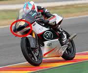 CRP Racing, Motorrad 125 cc