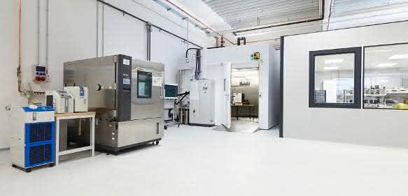SMC eröffnet neues Zentrallabor