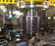 Prozessstation der Rundtaktanlage