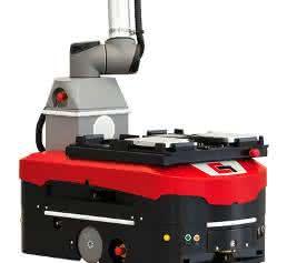 Mobile Robot MR10S