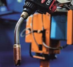 Roboterschweißbrenner Robacta Drive CMT