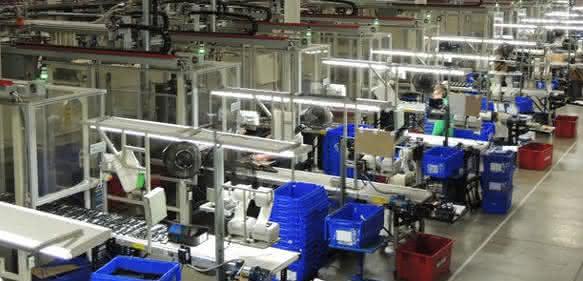 Spritzgussmaschinen