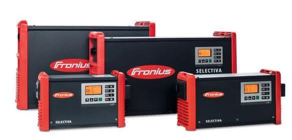 Selectiva-Ladegeräte von Fronius