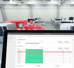 Comodatacenter zur Datenverwaltung und -analyse
