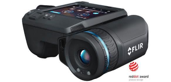 FLIR T500-Wärmebildkamera
