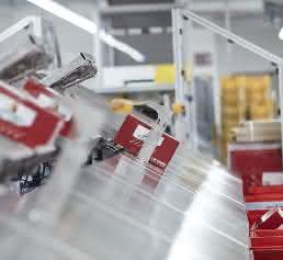 Sanftes Produkthandling