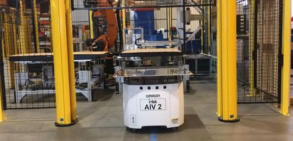 Produktionszellen in der intelligenten Fabrik