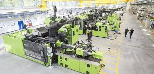 Großmaschinenwerk in St. Valentin