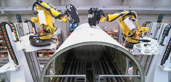 Igus-Roboter